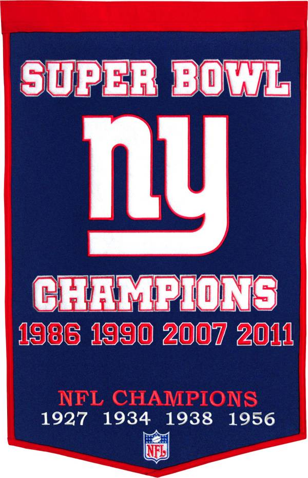 New York Giants Dynasty Banner product image