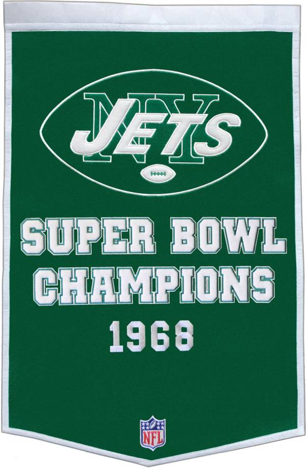 New York Jets Dynasty Banner product image