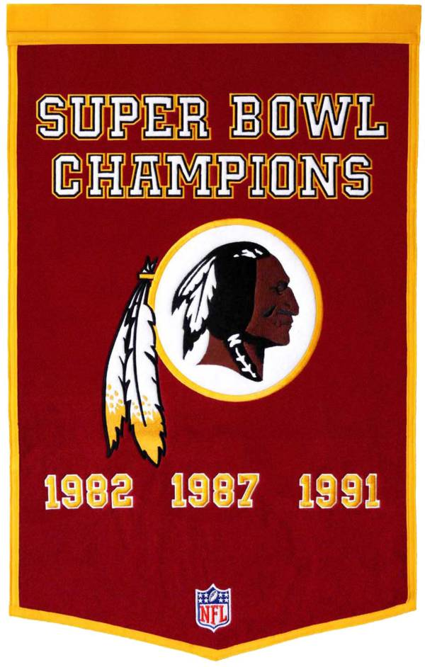 Washington Redskins Dynasty Banner product image
