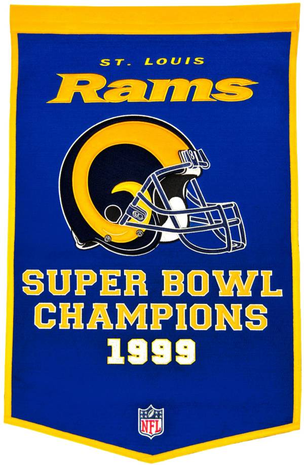 St. Louis Rams Dynasty Banner product image