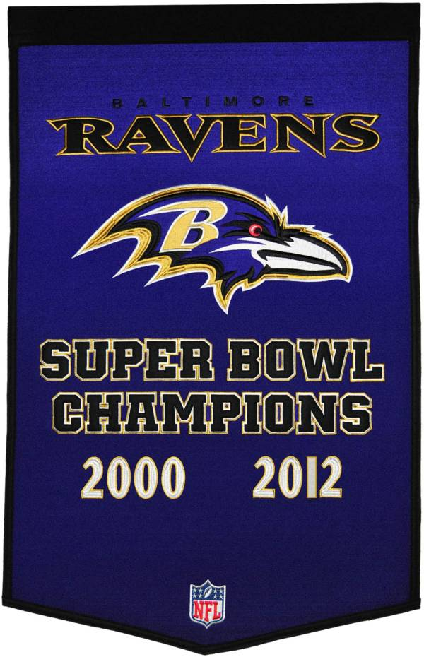 Baltimore Ravens Dynasty Banner product image