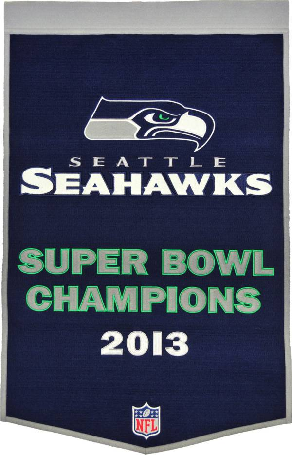 Seattle Seahawks Dynasty Banner product image