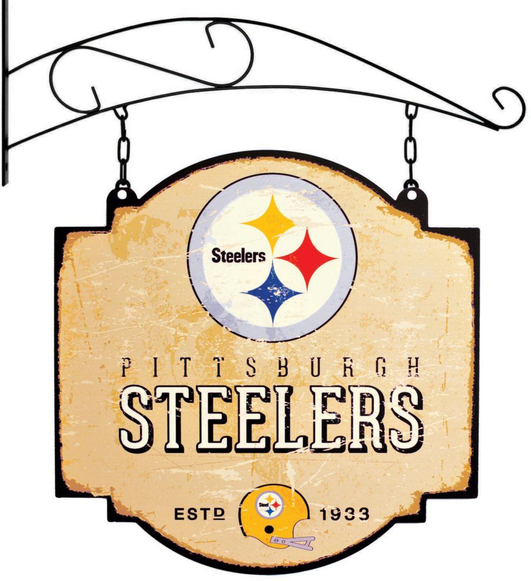 Winning Streak Pittsburgh Steelers Tavern Sign