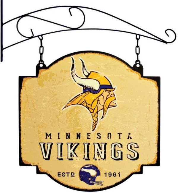 Winning Streak Minnesota Vikings Tavern Sign product image