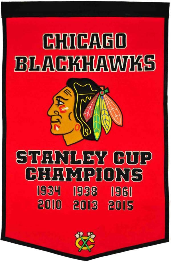 Chicago Blackhawks Dynasty Banner product image