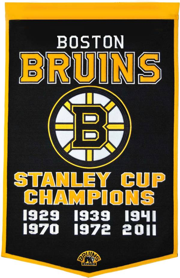 Boston Bruins Dynasty Banner product image