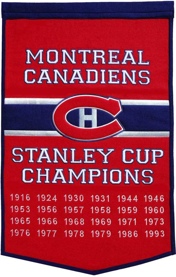Montreal Canadiens Dynasty Banner product image