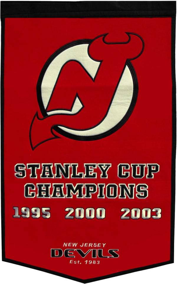 New Jersey Devils Dynasty Banner product image