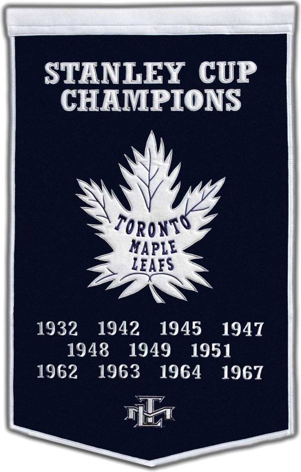 Toronto Maple Leafs Dynasty Banner product image