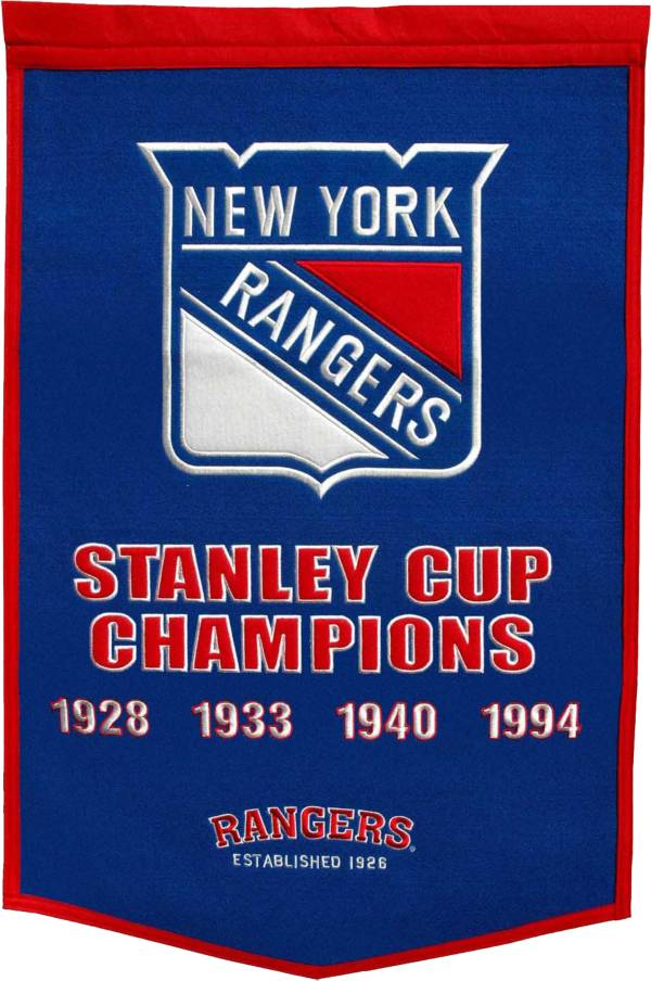 New York Rangers Dynasty Banner product image