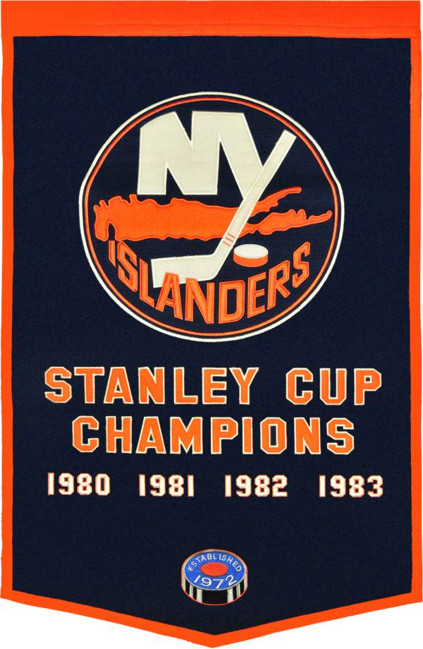 New York Islanders Dynasty Banner product image