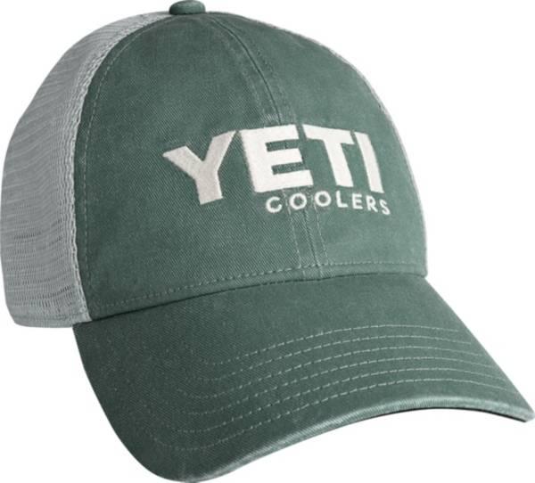 YETI Men's Washed Low Profile Trucker Cap product image