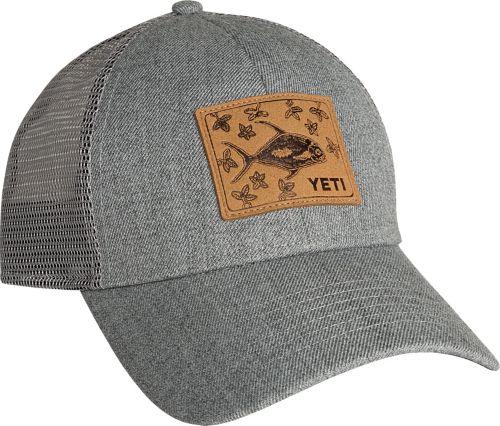 YETI Men s Permit In The Mangroves Patch Trucker Cap  30608b15c8cd