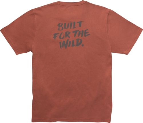 a6b2c36044 YETI Men s Built For The Wild Pocket T-Shirt