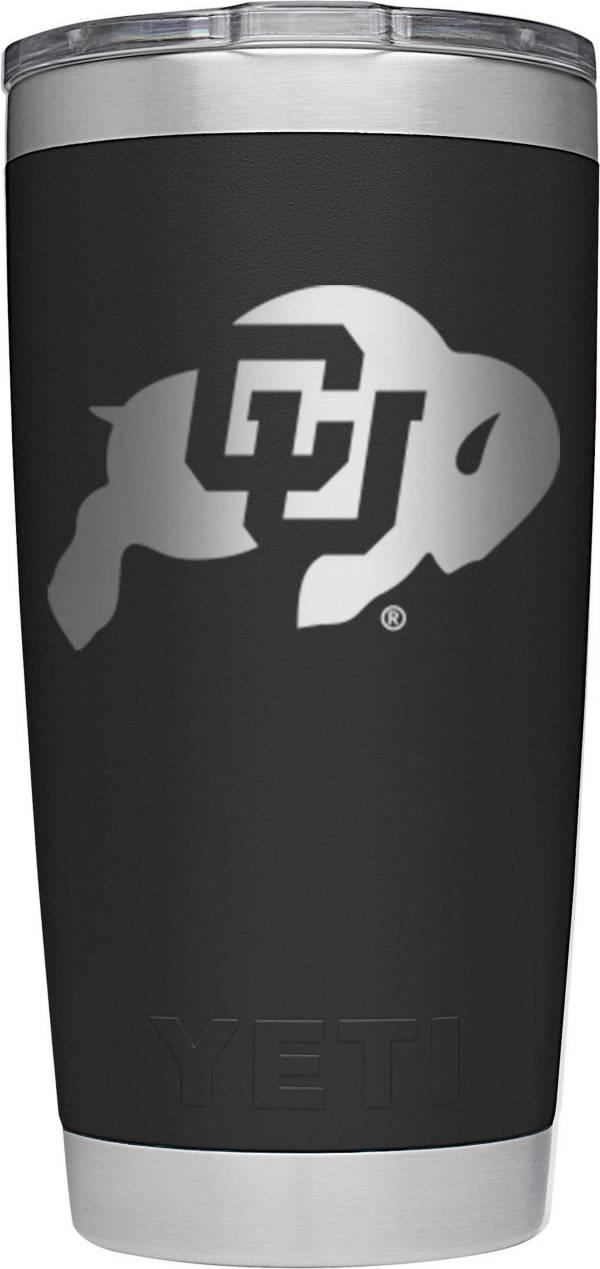 YETI Colorado Buffaloes 20 oz. Rambler Tumbler with MagSlider Lid product image