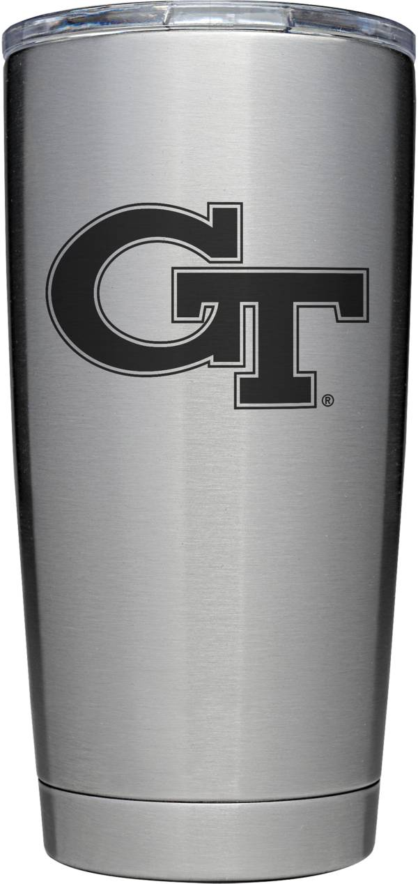 YETI Georgia Tech Yellow Jackets 20 oz. Rambler Tumbler with MagSlider Lid product image
