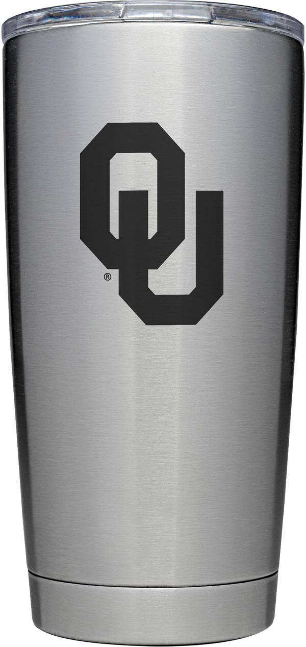 YETI Oklahoma Sooners 20 oz. Rambler Tumbler with MagSlider Lid product image