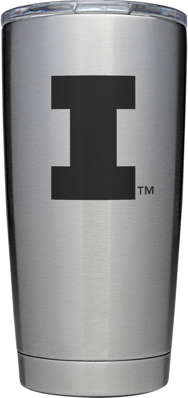 YETI Illinois Fighting Illini 20 oz. Rambler Tumbler with MagSlider Lid product image