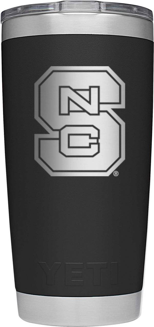 YETI NC State Wolfpack 20 oz. Rambler Tumbler with MagSlider Lid product image