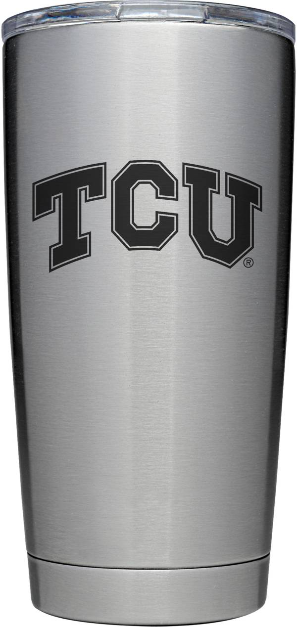 YETI TCU Horned Frogs 20 oz. Rambler Tumbler with MagSlider Lid product image