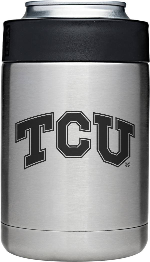 YETI TCU Horned Frogs Rambler Colster product image