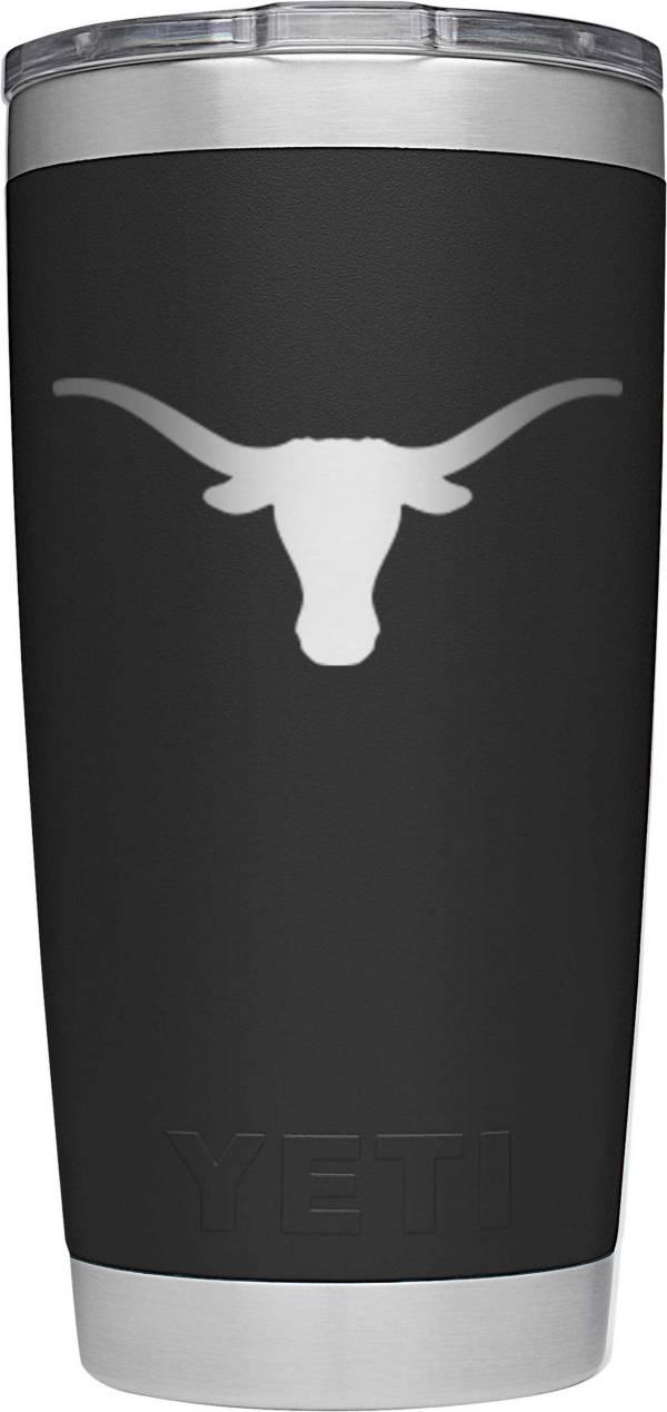 YETI Texas Longhorns 20 oz. Rambler Tumbler with MagSlider Lid product image