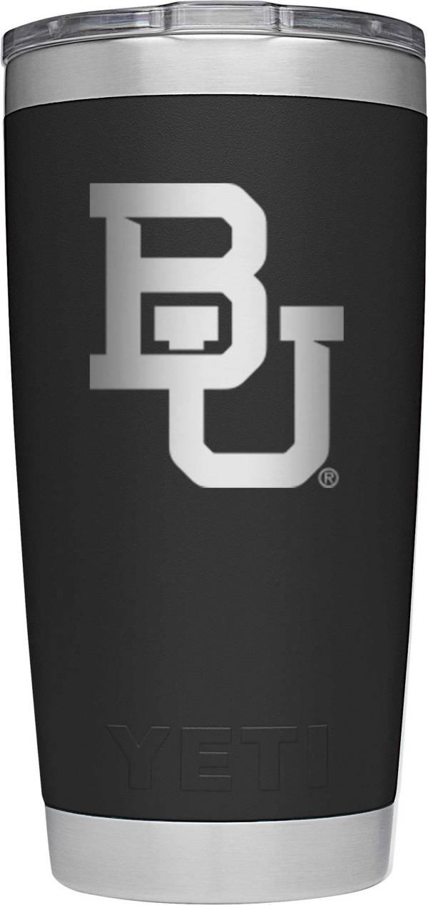 YETI Baylor Bears 20 oz. Rambler Tumbler with MagSlider Lid product image