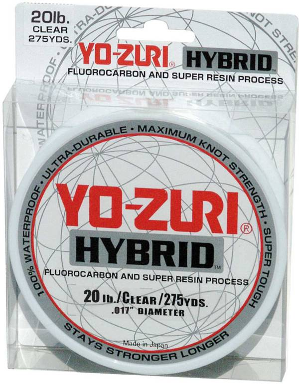 Yo-Zuri Hybrid Fluorocarbon Fishing Line product image