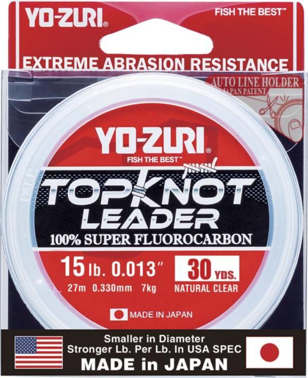 Yo-Zuri TopKnot Leader Fluorocarbon Fishing Line product image