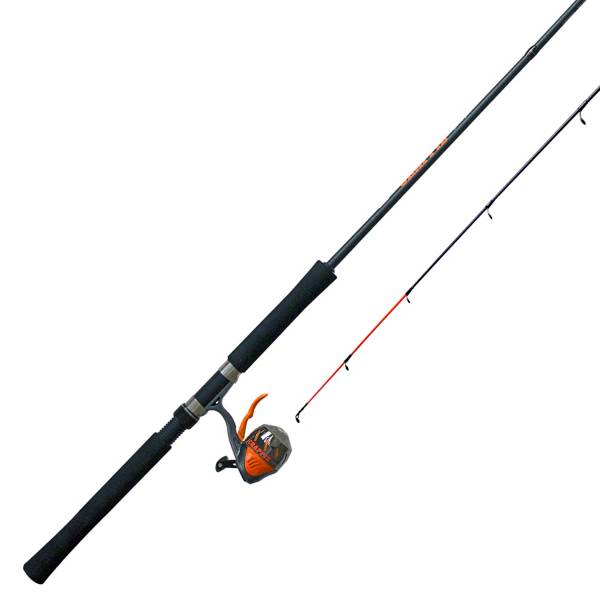 Zebco Crappie Fighter Triggerspin Spincast Combo product image