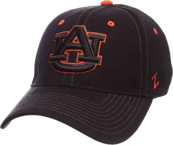 Zephyr Men's Auburn Tigers Black Element ZClassic Flexfit Hat product image