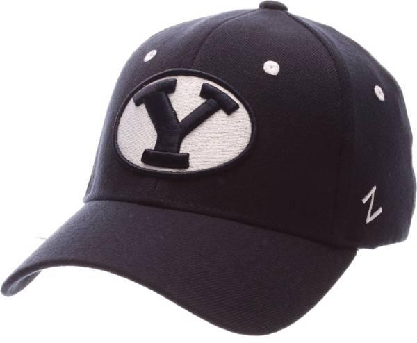 Zephyr Men's BYU Cougars Blue Z-Wool Flexfit Hat product image