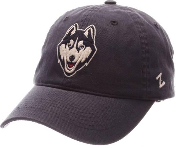 Zephyr Men's UConn Huskies Blue Scholarship Adjustable Hat product image