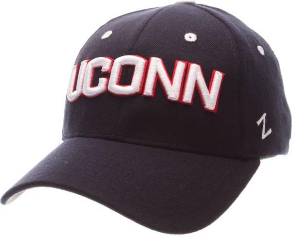 Zephyr Men's UConn Huskies Blue ZH ZClassic Flexfit Hat product image