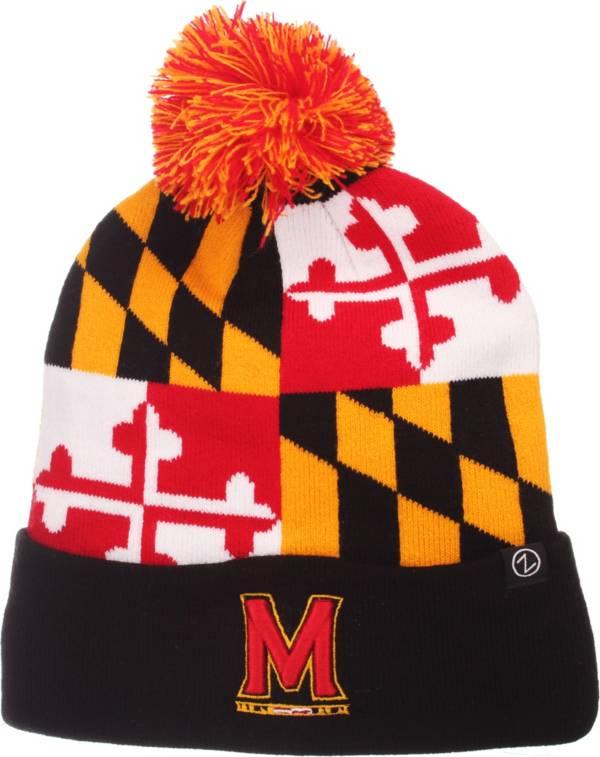 Zephyr Men's Maryland Terrapins 'Maryland Pride' Knit Hat product image