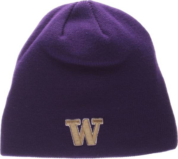 Zephyr Men's Washington Huskies Purple Edge Beanie product image