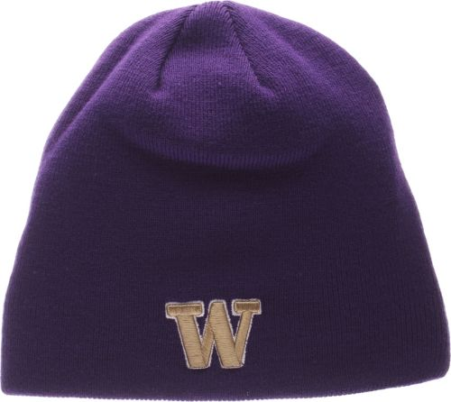 7d9c9b3d0b52c Zephyr Men s Washington Huskies Purple Edge Beanie. noImageFound. Previous