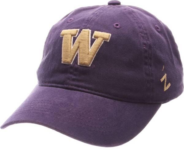 Zephyr Men's Washington Huskies Purple Scholarship Adjustable Hat product image