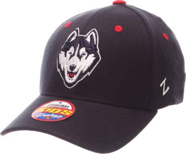 Zephyr Youth UConn Huskies Blue Z-Wool Flexfit Hat product image