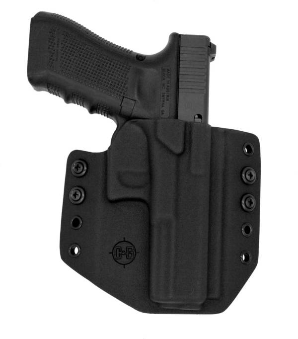 C&G Outside Waist Band Right Handed Holster product image