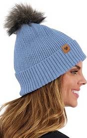 Obermeyer Adult Madison Faux Fur Pom Beanie product image