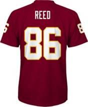 NFL Team Apparel Youth Washington Redskins Jordan Reed #86 Red T-Shirt product image