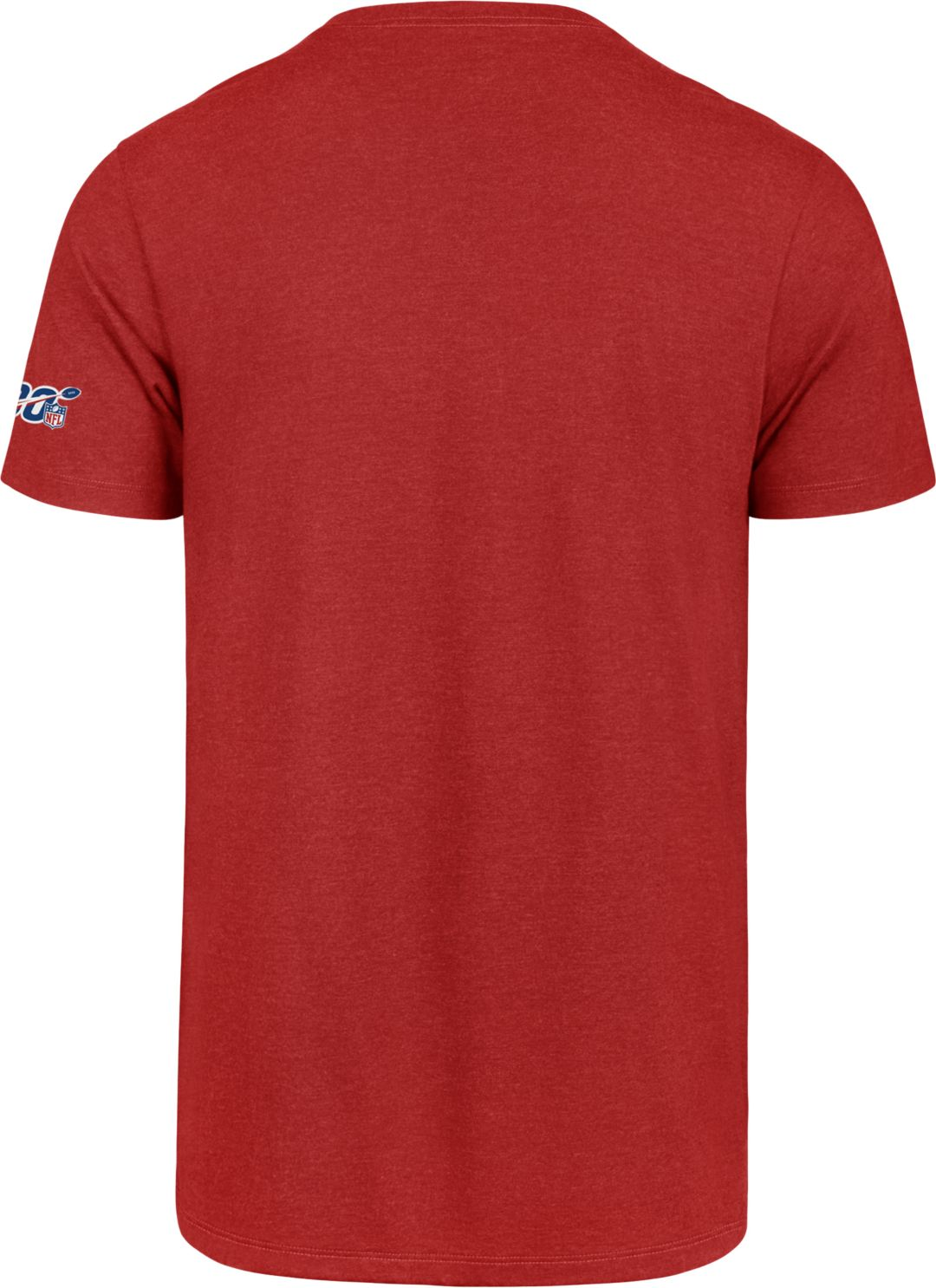 the best attitude 81ee6 36353 '47 Men's New England Patriots 100th Club Throwback Red T-Shirt