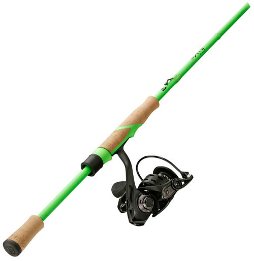 45d3002fd5a 13 Fishing Fate Black CREED Spinning Combo 1