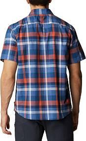 Mountain Hardwear Men's Big Cottonwood Short Sleeve Shirt product image