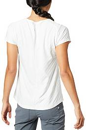Mountain Hardwear Women's Mighty Stripe Short Sleeve T-Shirt product image
