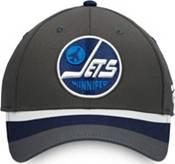NHL Men's Winnipeg Jets Special Edition Gray Adjustable Hat product image
