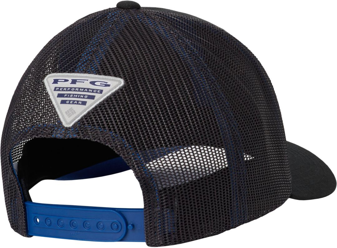 5a0c5ede02adf Columbia Men s PFG Mesh Snapback Fish Flag Hat 2