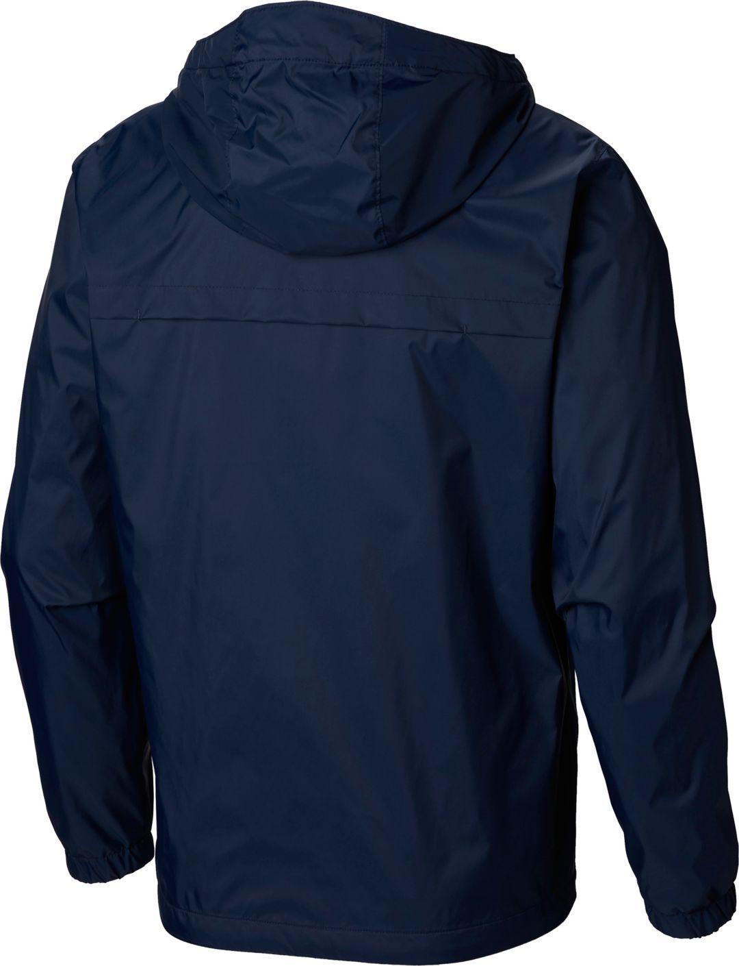 Brooklyn Rain Jacket for Cycling Blue waterproof Pro M size