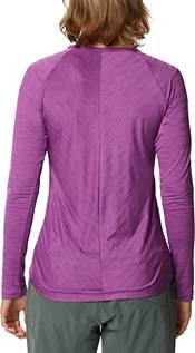Mountain Hardwear Women's Mighty Stripe Long Sleeve T-Shirt product image